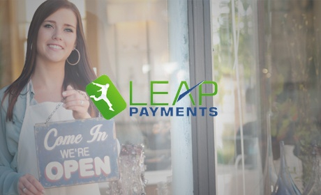 Leap Payments Website Design Client, Guido Media
