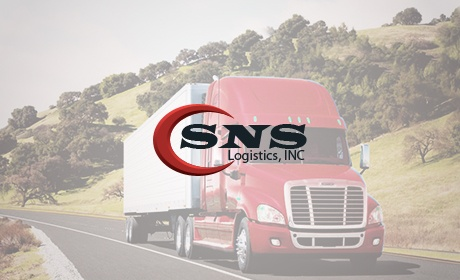 SNS Logistics Website Design Client, Guido Media