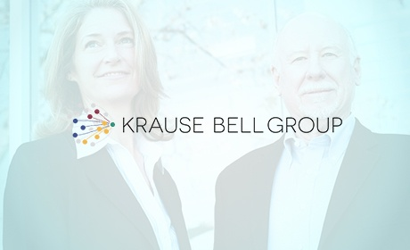 Krause Bell Group Website Design Client, Guido Media