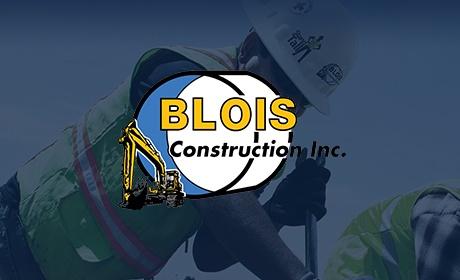 Blois Construction, Website Design Client, Guido Media
