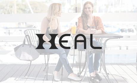 Heal USA, Website Design Client, Guido Media