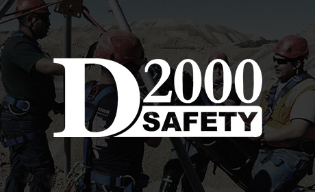 D2000 Safety, Website Design Client, Guido Media