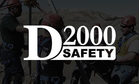 D2000 Safety, Website Design Client, Guido Media
