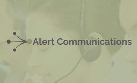 Alert Communications, Website Design Client, Guido Media