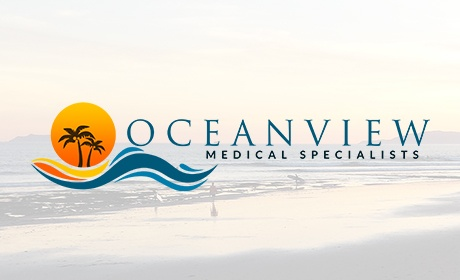 Oceanview Medical, Website Design Client, Guido Media
