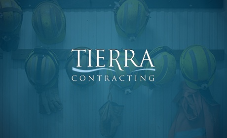 Tierra Contracting, Website Design Client, Guido Media
