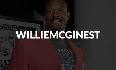 Willie McGinest, Website Design Client, Guido Media